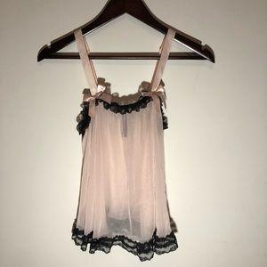 Victoria's Secret Sheer Lace Lingerie